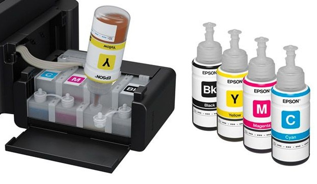 Epson presented printer ink cartridges that can fill the user