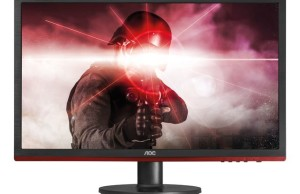 Gaming Monitors AOC G2260VWQ6 and G2460VQ6 supporting Anti-Blue Light - a new technology to protect eyes