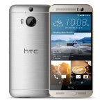 HTC introduced a smartphone HTC One M9 +