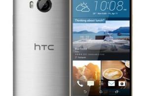 HTC introduced a smartphone HTC One M9 +