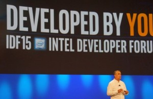 IDF2015: Intel looks to the future (plenary report)