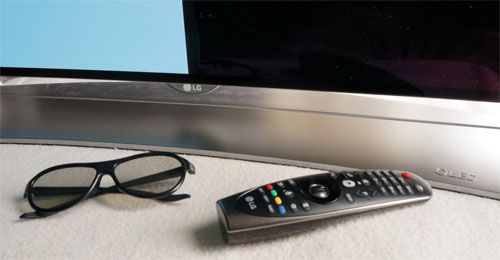 LG EG960V review: Ultra HD OLED TV