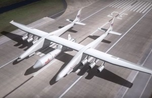 Microsoft co-founder is building the world's largest aircraft