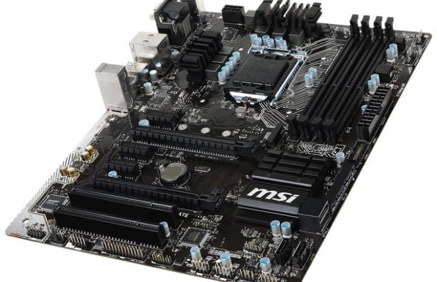 MSI is preparing for mainstream-segment motherboard Z170A PC Mate