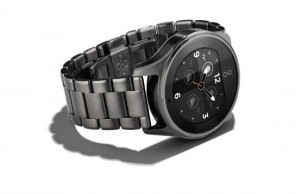 Olio Model One: luxurious SmartWatch on Linux