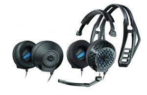 Plantronics introduced the modular gaming headset
