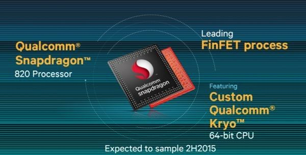 Qualcomm is preparing to release Snapdragon 820