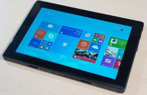 Review Dell Venue Pro 10: tablet with OS Windows