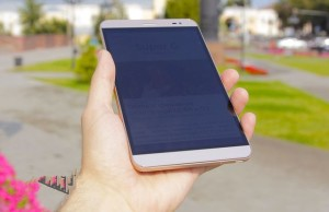 Review Huawei MediaPad X2 - the best tablet to replace a smartphone