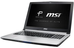 Review MSI PE60 Prestige laptop