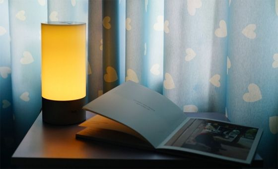 Review table lamp Xiaomi Yeelight Bedside