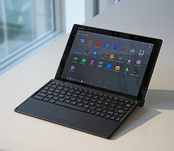 Review tablet Sony Xperia Z4 Tablet