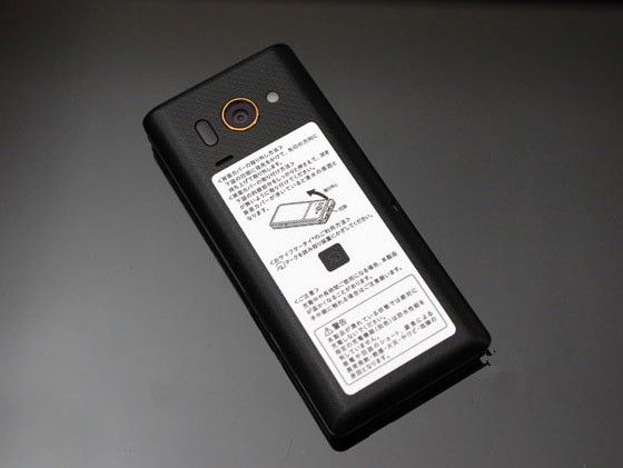 Review of the Japanese clamshell smartphone Sharp Aquos K SHF31
