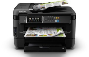The new series of printing equipment Epson WorkForce WF-7000 A3 + format