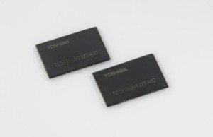 Toshiba has introduced 48-ply BiCS FLASH memory chips with a capacity of 256 Gbps