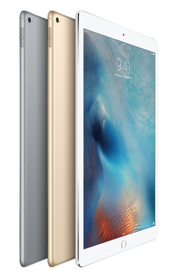 Announcement Apple: iPhone 6S, iPad Pro, Apple TV