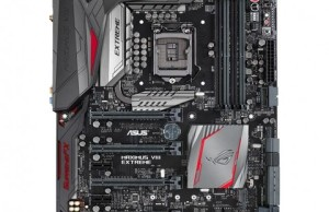 ASUS motherboard is Maximus VIII Extreme processors 'Skylake-S'