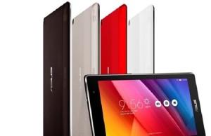ASUS presented a line Zen -Tablet
