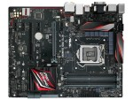 ASUStek announced just six motherboards chipset Intel H170 / B150 Express