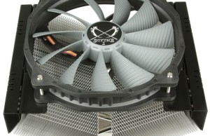 CPU cooler Scythe Grand Kama Cross 3 starts on sale at the price of 36.50 euros