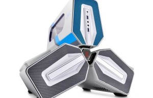 DEEPCOOL introduced a limited edition gaming case TRISTELLAR, modified professional modder