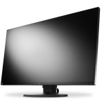EIZO will release the world's first fully flat frameless display with a diagonal of 27 inches