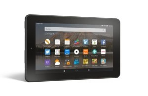 Fire and Fire HD: Amazon introduced four tablet at a price of 60 euros