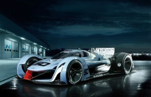 IAA: Hyundai introduced N 2025 Vision Gran Turismo fuel cell