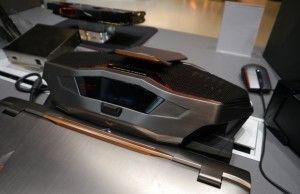 IFA 2015: ASUS GX700 in detail