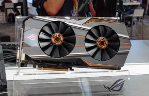 IFA 2015: ASUS has showed video card GeForce GTX 980 Ti Matrix Platinum
