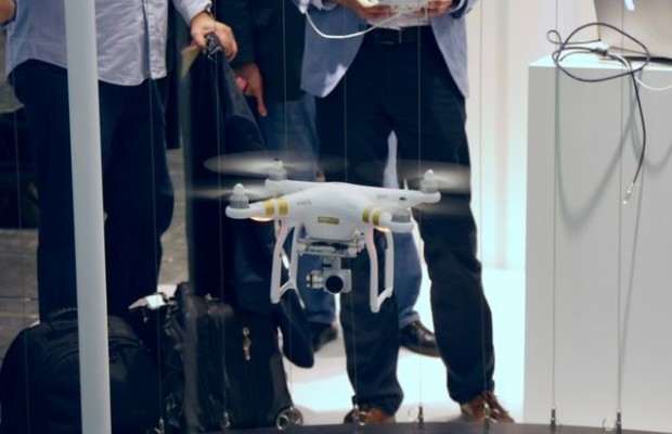 IFA 2015: DJI introduced a software update for drones