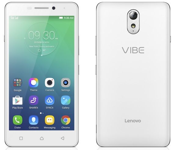 IFA 2015: Lenovo has introduced smartphones VIBE P1 and P1m for business and pleasure