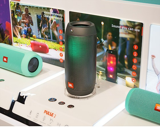 IFA 2015. New products Harman and JBL