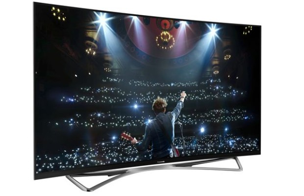 IFA 2015: Panasonic TX-65CZ950 - flagship 4K Pro OLED-TV