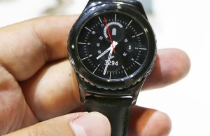 Impressions of smart watches Samsung Gear S2