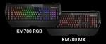 Mechanical keyboard in addition to the RAM – G.Skill Ripjaws KM780 RGB and KM780 MX