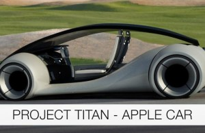 Project Titan: Apple is determined to create their own car