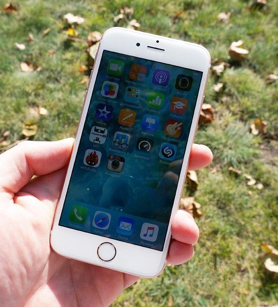 Review Apple iPhone 6S: first look