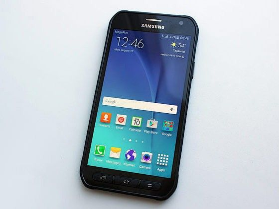 Review Samsung Galaxy S6 Active