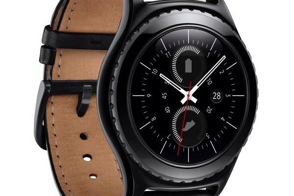 Review Smart watch Samsung Gear S2
