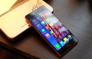 Review smartphone Lenovo Vibe Shot