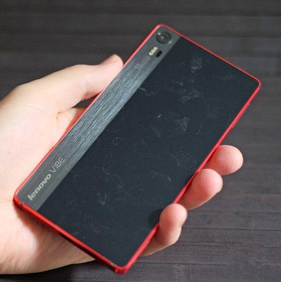 Review smartphone Lenovo Vibe Shot