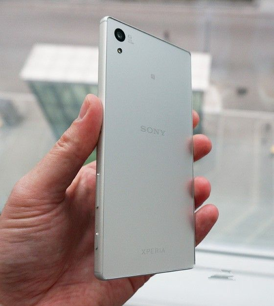 Review Sony Xperia Z5. First look