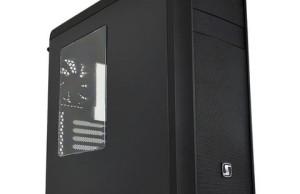 SilentiumPC announces functional and spacious housing Gladius M45W Pure Black
