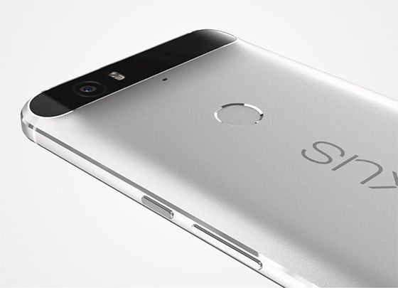 Smartphones Google Nexus 5X and Nexus 6P