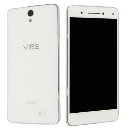 Review Lenovo Vibe S1: practical android smartphone