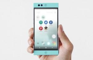 Preview Nextbit Robin - Cloud smartphone