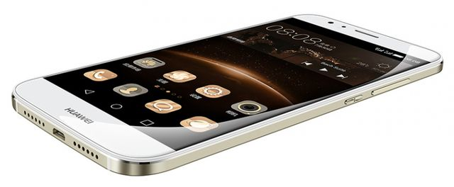 Review Huawei G7 Plus - phablet from China