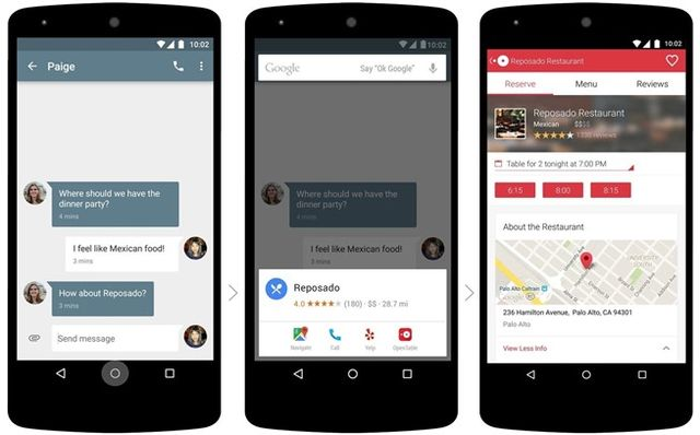Google Now on Tap: most interesting Android function