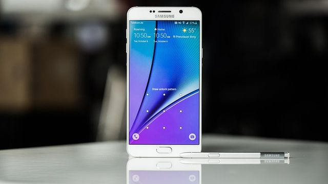 Samsung Galaxy Note 6 will work as laptop and smartphone